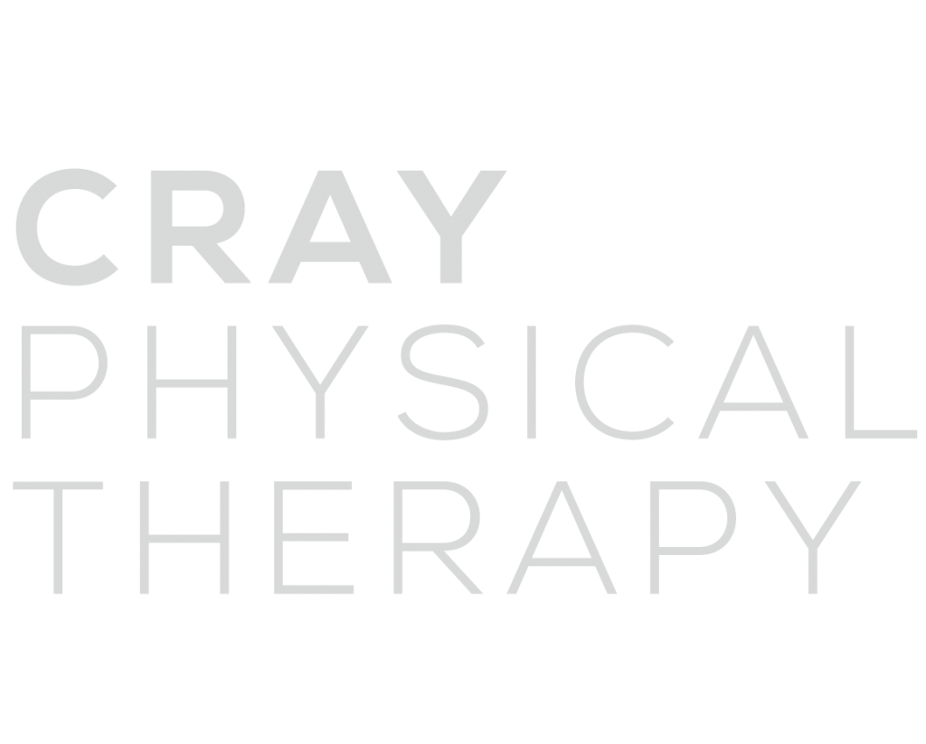 Cray Physical Therapy logo